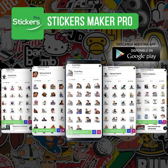 sticker maker pro whatsapp